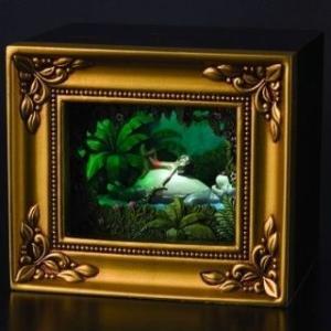 ディズニーOlszewski [オルショウスキー]ギャラリーオブライト『ジャングルブック』  置物 《インテリアにおすすめ》|artsalonwasabi