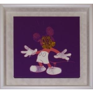 アートフレーム 「POP」Guess WHO? ミッキーマウス|artsalonwasabi