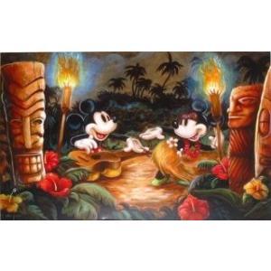 アートポスターアメリカ限定 「ミッキー&ミニー」 ディズニー|artsalonwasabi