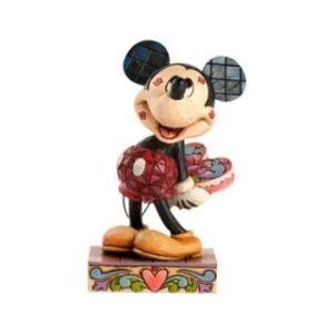 ディズニートラディション/Disney Traditions「ミッキーマウス」フィギュア|artsalonwasabi