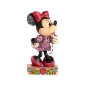 ディズニートラディション/Disney Traditions「ミニーマウス」フィギュア|artsalonwasabi
