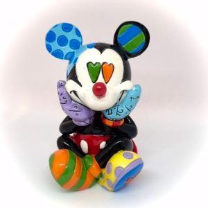 ディズニー ミッキーマウス Disney by BRITTO  フィギュア|artsalonwasabi
