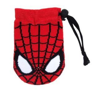 【MARVEL/マーベル】 マルチ巾着 /スパイダーマン|artsalonwasabi