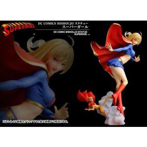 SUPERGIRL DC COMICS BISHOUJOスタチュー スーパーガール (1/7スケール PVC塗装済み完成品)  フィギュア  コトブキヤ|artsalonwasabi