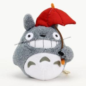 【スタジオジブリ/となりのトトロ】  ふんわり大トトロ 笑い(傘持ち) ぬいぐるみ|artsalonwasabi