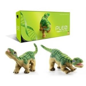 恐竜型ロボット「PLEO」プレオ/人工知能搭載|artsalonwasabi