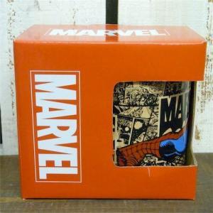【MARVEL/スパイダーマン】マグカップ マーベル|artsalonwasabi