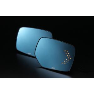 【レヴォーグ・VM】STIアンチグレア ドアミラー(LEDシーケンシャル) ・スバル部品/STIパーツ
