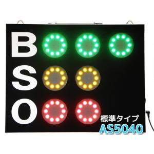 ★標準タイプ AS5040 ◆本体は軽量移動式でバックネット等に簡単に設置できます。 ◆無線リモコン...