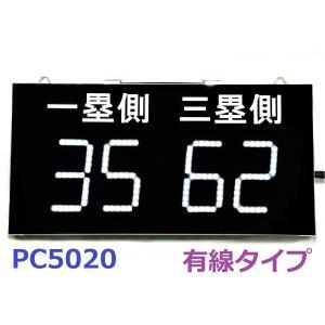 野球 投球カウントボード 投球数カウンター PC5020 artsp