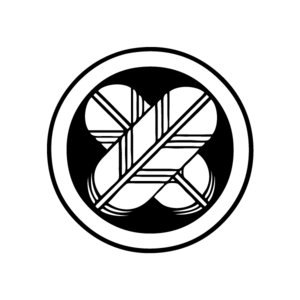 表札オプション加工 <家紋追加1個>|arttech21