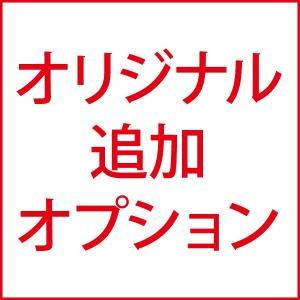 オリジナル追加オプション料金【ご注意】事前にご相談ください