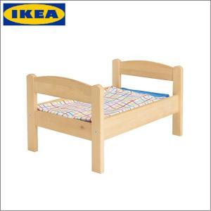 イケア/IKEA 木製おもちゃベッド 猫ベッド/イケア/IKEA 猫ベッドで話題 人形用ベッド...