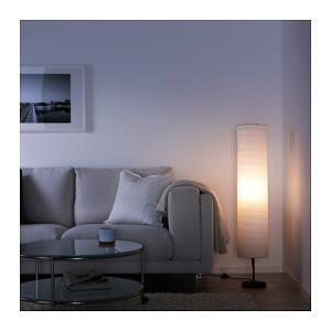 IKEA/イケア LED電球付き LEDスタンドライト 北欧スタイル フロアランプ 和風 artworks