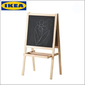 イケア/IKEA イーゼル ホワイトボード 黒板 ブラックボード /イケア/IKEA/おしゃれな北欧雑貨 他商品と同時購入不可