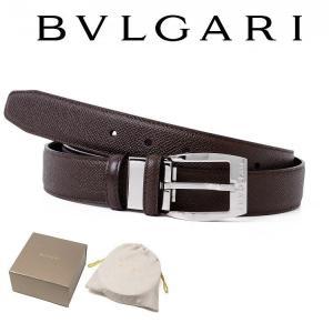 cb7170519988 ブルガリ ベルト メンズ 高級 ブランド プレゼント ギフト ビジネス BVLGARI 23383