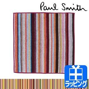 ポールスミス Paul Smith ハンカチ ハンカチタオル Paul Smithポールスミス マル...