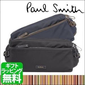 ポールスミス Paul Smith ボディーバッグ 【ブラン...
