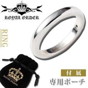 ロイヤルオーダー リング 指輪 SR72 【メンズ レディース シルバー925 ヘイローリング ROYAL ORDER】