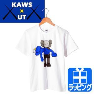 ユニクロ カウズ KAWS Tシャツ UT 半袖 カットソー グラフィック シンプル 2019SS ...
