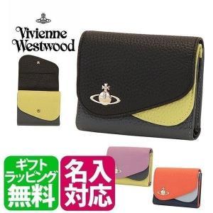 ヴィヴィアン ウエストウッド 財布 レディース 二つ折り財布...