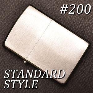 ZIPPO ジッポ ジッポライター ジッポーライター #200  ブランド:Zippoジッポ/ジッポ...
