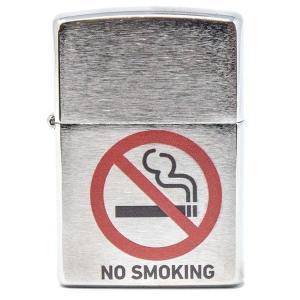 ZIPPO ジッポー ライター NO SMOKING 刻印 #200