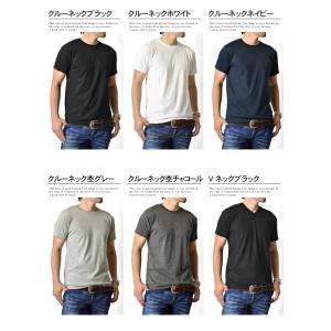 半袖 Tシャツ クルーネック 速乾 トップス ...の詳細画像2