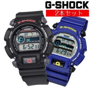 カシオ CASIO 腕時計 デジタル 2本セットG-SHOCK Gショック DW-9052-1V  ...