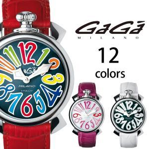 ガガミラノ GAGA MILANO マヌアーレ 40mm 5020シリーズ メンズ レディース 時計 腕時計