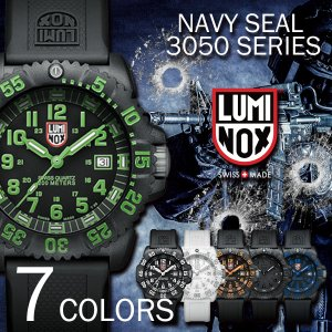 ルミノックス LUMINOX NAVY SEAL COLORMARK 3050シリーズ 腕時計
