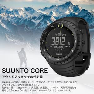 スント SUUNTO 腕時計 メンズ Core All Black コア オールブラック レギュラーブラック ss014279010 aruim 03