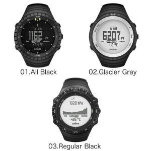 スント SUUNTO 腕時計 メンズ Core All Black コア オールブラック レギュラーブラック ss014279010 aruim 07