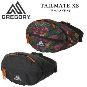 GREGORY Tailmate XS グレゴリー テールメイトXS SS19 ガーデンタペストリー ウエストバッグ ウエストポーチ ボディバッグ|arukikata-travel