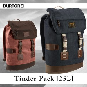 BURTON バートン バックパック TINDER PACK FW17|arukikata-travel