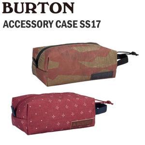BURTON バートン ポーチ ACCESSORY CASE SS17 arukikata-travel
