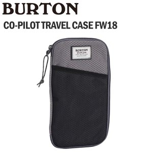 BURTON バートン トラベルオーガナイザー CO-PILOT TRAVEL CASE FW18 arukikata-travel