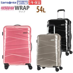 AMERICAN TOURISTER WRAP Spinner 67 ラップ  54L DX2*002 arukikata-travel