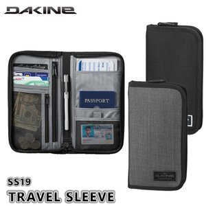 DAKINE TRAVEL SLEEVE SS19 AJ237069 海外旅行 パスポート収納 arukikata-travel