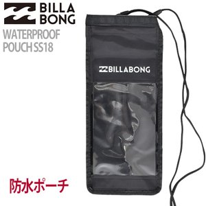 BILLABONG ビラボン 防水ポーチ WATERPROOF POUCH SS18 貴重品ポーチ 海 プール リゾート AI011973