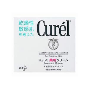 花王 キュレル 薬用クリーム  ジャー|arumall