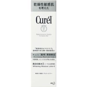 花王 キュレル 美白化粧水II 140ml (ノーマルな使用感) arumall