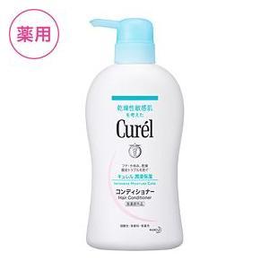 花王 キュレル コンディショナー [ポンプ] 【医薬部外品】420ml arumall