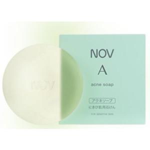 ★アクネ菌の栄養源になりにくく、にきびを悪化させにくい成分を使用した固形石けん。お肌をさっぱりと洗い...