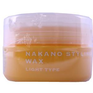 ナカノ スタイリング ワックス 1 ライトタイプ 90g|arumall