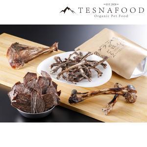 ペットフード 鹿肉 4種セット(M)テツのごはん 犬用 猫用 送料無料 TESNA FOOD|arumama