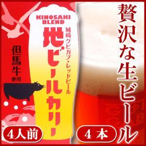 ビールギフト 地ビール&カレー お試しセット 城崎ビール 【4本+4人前】|arumama