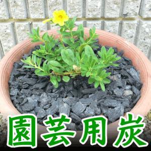 園芸用の炭 木炭 国産 マルチング材 土壌改良 鉢底炭 神鍋白炭工房|arumama