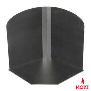 薪ストーブ 炉壁 炉台 セット コーナー置用 モキ製作所 MOKI 送料無料|arumama