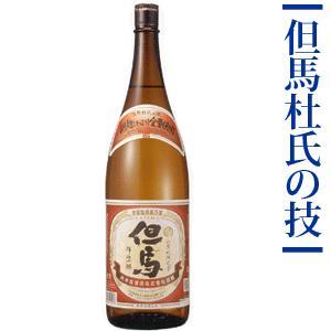 日本酒 地酒 普通酒 但馬杜氏の技(赤ラベル)1.8L【此の友酒造】|arumama